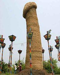 Penis-Denkmal