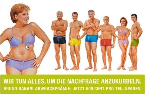 Merkel and Friends