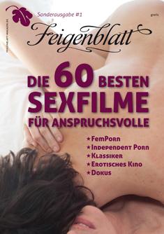 Sonderheft Die 60 besten Sexfilme für Anspruchsvolle
